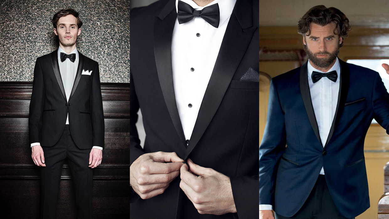 Exclusive Mens Formalwear
